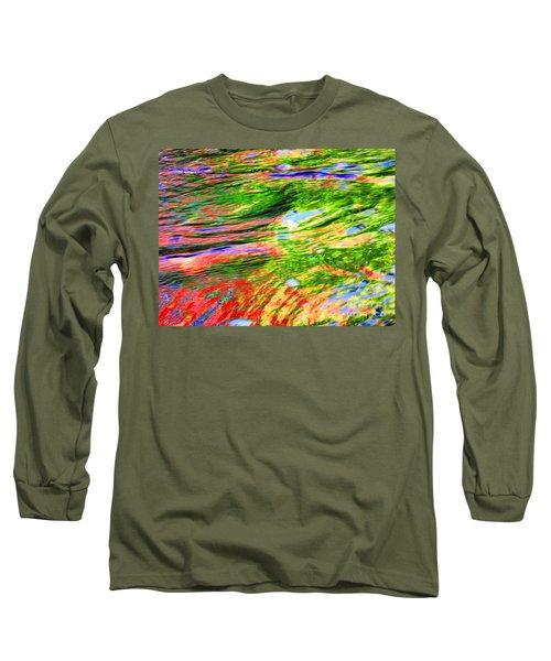 Embracing Change Long Sleeve T-Shirt