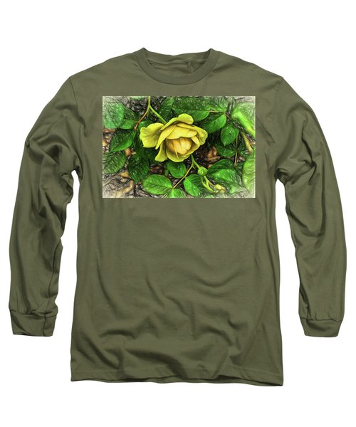 Emergence Long Sleeve T-Shirt by Terry Cork