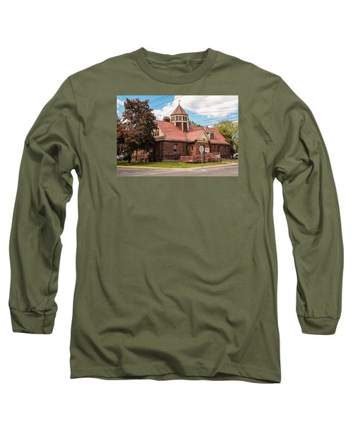 Emily Williston Memorial Library And Museum Long Sleeve T-Shirt