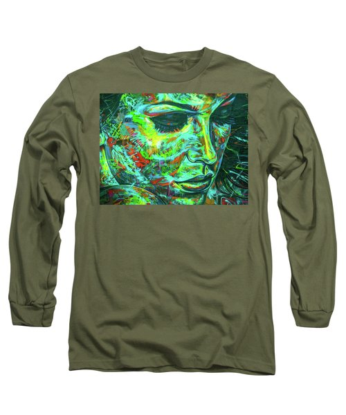 Emotion Green Long Sleeve T-Shirt