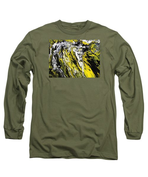 Emphasis Long Sleeve T-Shirt by Ralph White