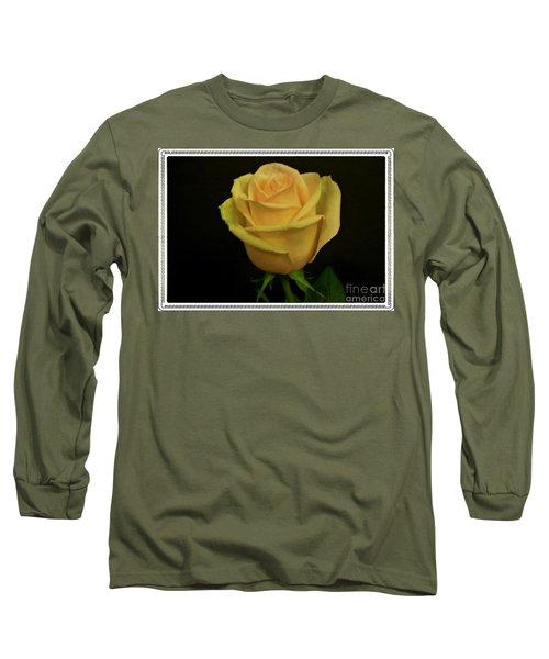Long Sleeve T-Shirt featuring the photograph Empress Rose by Marsha Heiken