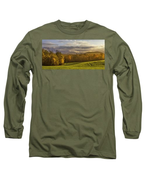 Empty Pasture - Cows Needed Long Sleeve T-Shirt