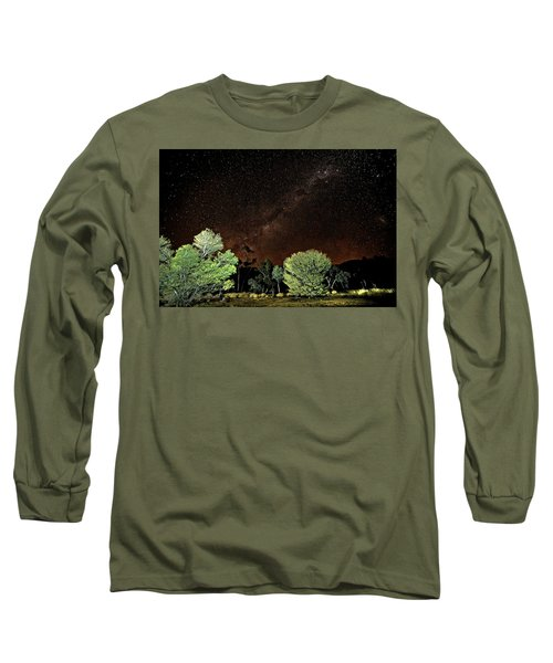Emu Rising Long Sleeve T-Shirt by Paul Svensen