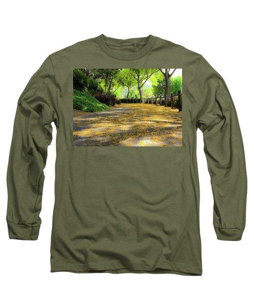 Enchanted Path Long Sleeve T-Shirt