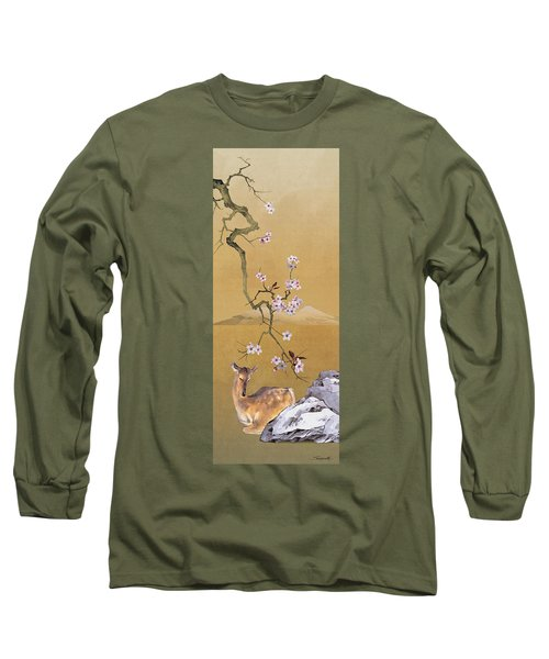 Enchanted Doe Long Sleeve T-Shirt