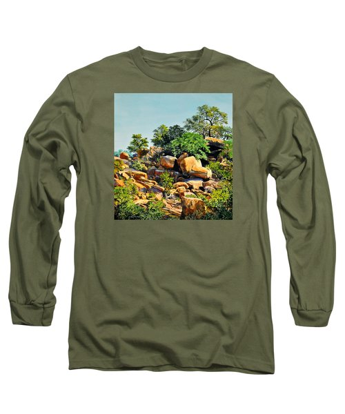 Enchanted Rock Long Sleeve T-Shirt
