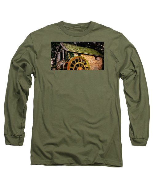 Enchanted Long Sleeve T-Shirt by Rodney Lee Williams