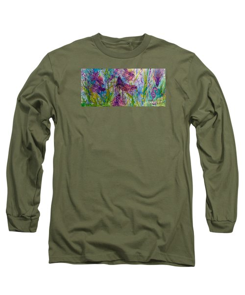 Enchanted Sealife Party Long Sleeve T-Shirt