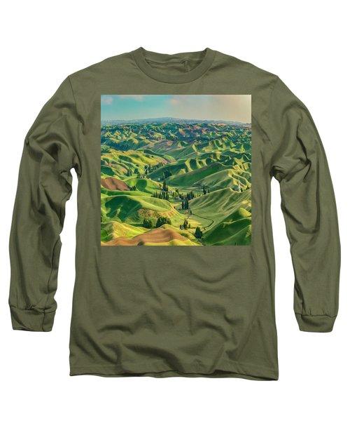 Enchanted Valley Award Winner Long Sleeve T-Shirt