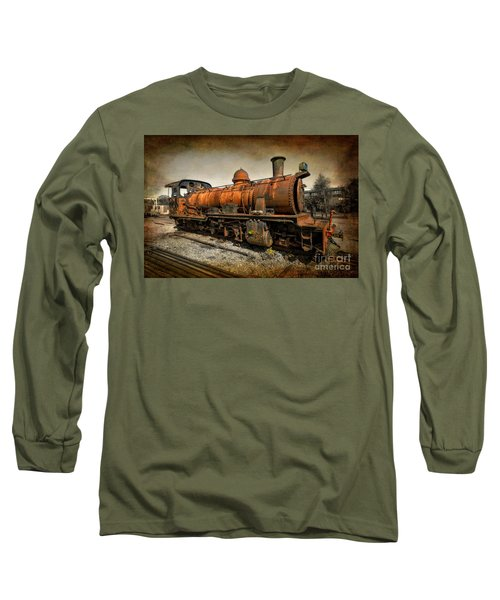 End Of The Line Long Sleeve T-Shirt
