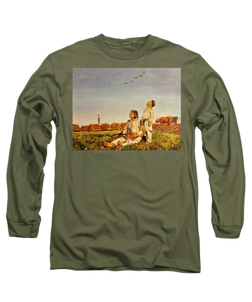 End Of The Summer- The Storks Long Sleeve T-Shirt