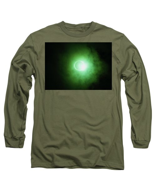 End Of Totality Long Sleeve T-Shirt