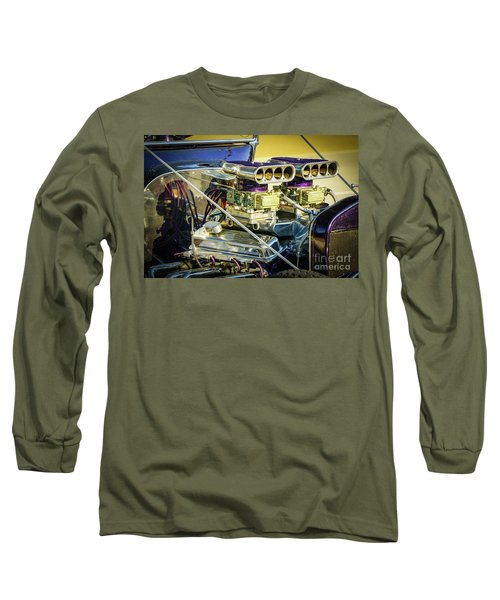 Engine 2x4 Long Sleeve T-Shirt