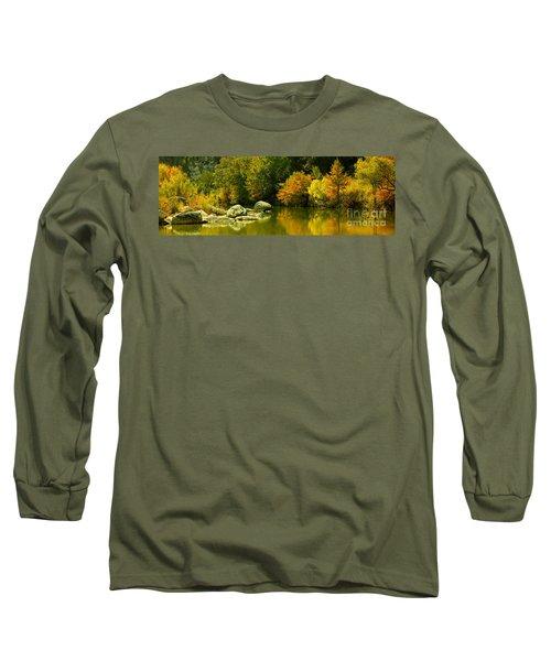 English Crossing Long Sleeve T-Shirt