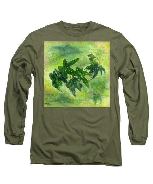 English Ivy Long Sleeve T-Shirt