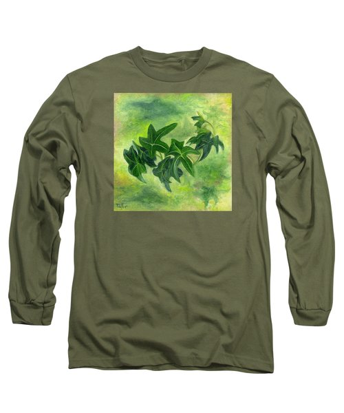 English Ivy Long Sleeve T-Shirt