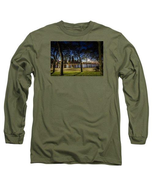 Enjoying The View Long Sleeve T-Shirt