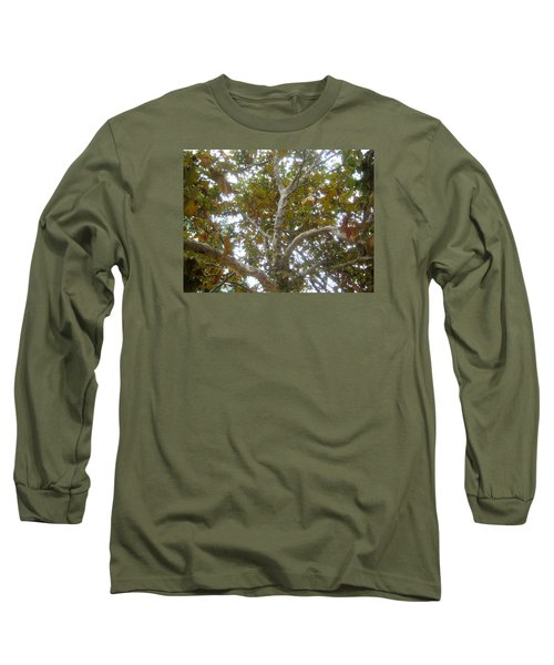 Enlightened Autumn Long Sleeve T-Shirt