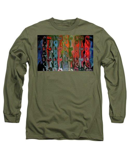 Entangled States Long Sleeve T-Shirt