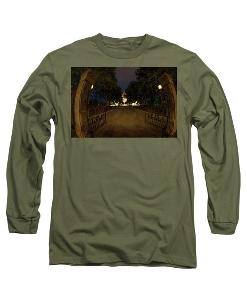 Enter Here Long Sleeve T-Shirt