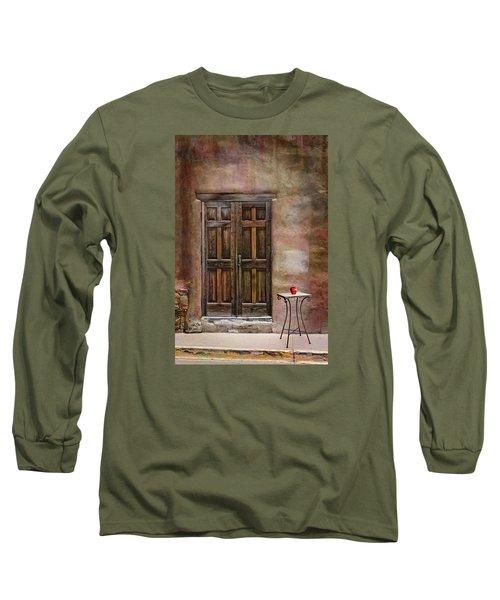 Entering Santa Fe Long Sleeve T-Shirt