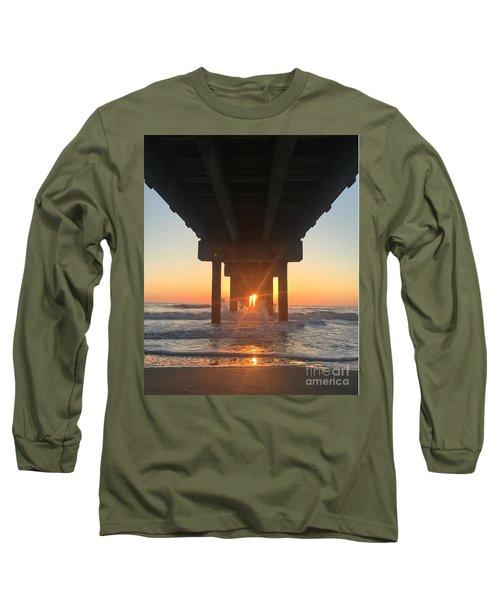 Equinox Line Up Long Sleeve T-Shirt