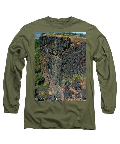 Erosion Of Flow Long Sleeve T-Shirt