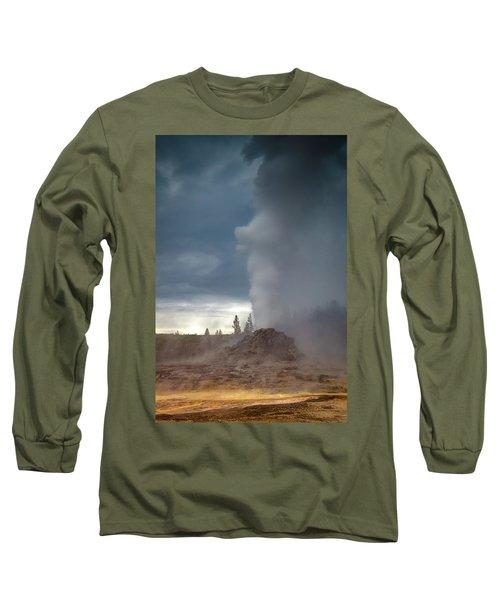 Eruption Long Sleeve T-Shirt