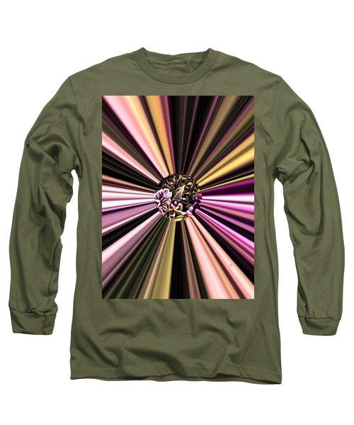 Eruption Of Color Long Sleeve T-Shirt