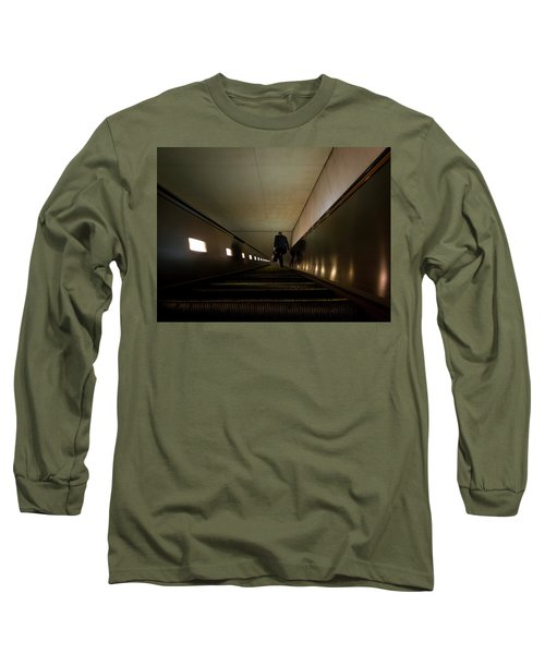 Escalation Long Sleeve T-Shirt