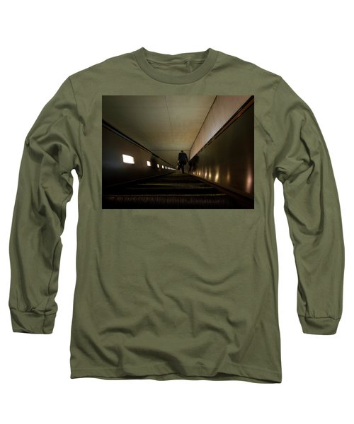 Escalation Long Sleeve T-Shirt