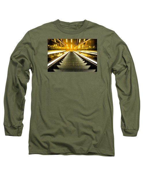 Escalator Long Sleeve T-Shirt