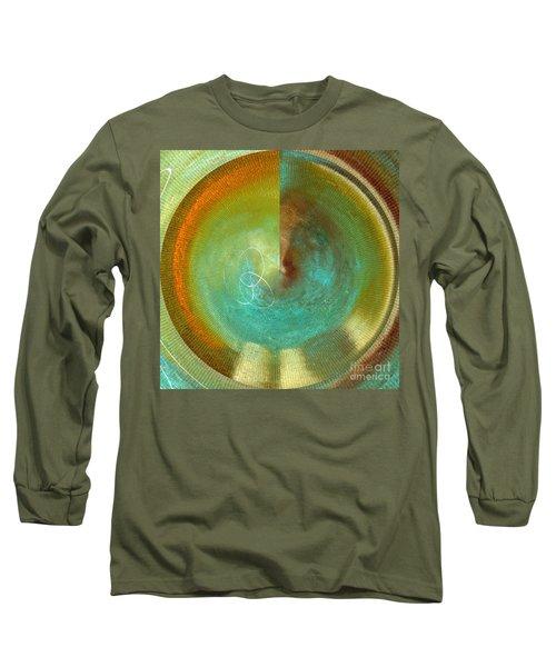 Eternity Polar Effect Long Sleeve T-Shirt by Saribelle Rodriguez