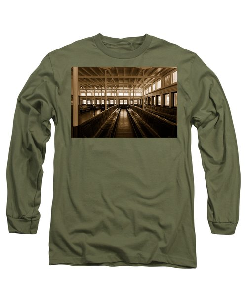 Eureka Ferry Long Sleeve T-Shirt