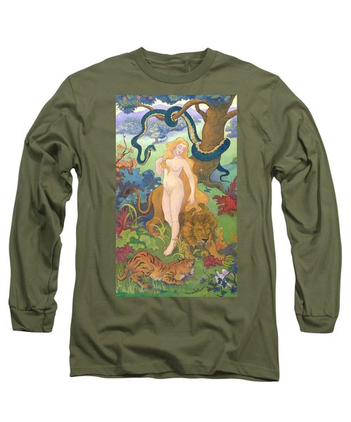Eve Long Sleeve T-Shirt