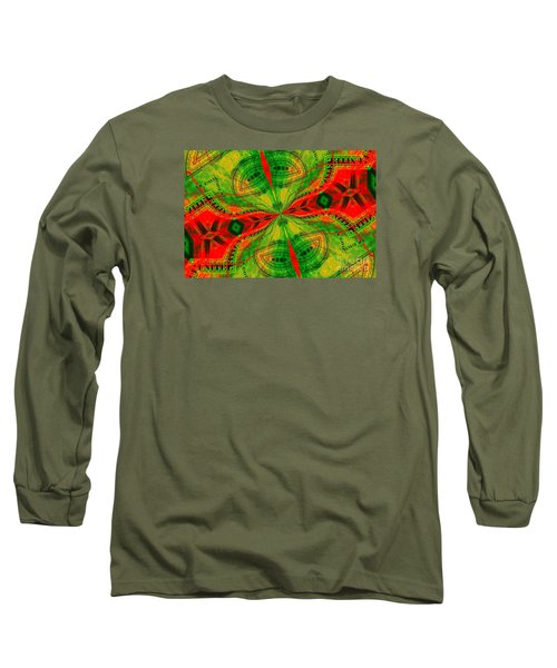 Evening Attitude Long Sleeve T-Shirt by Chad and Stacey Hall
