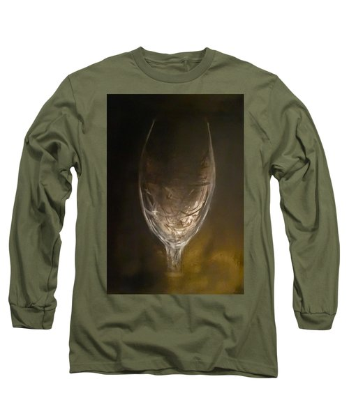 Empty Glass Long Sleeve T-Shirt