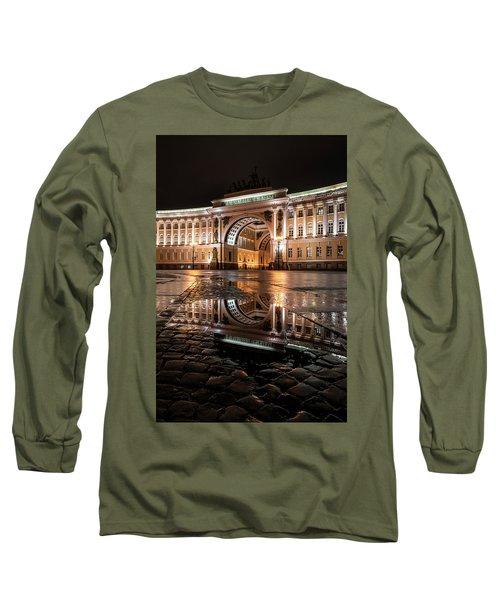 Evening Reflections Long Sleeve T-Shirt