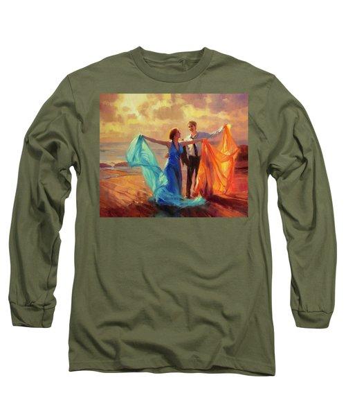 Evening Waltz Long Sleeve T-Shirt