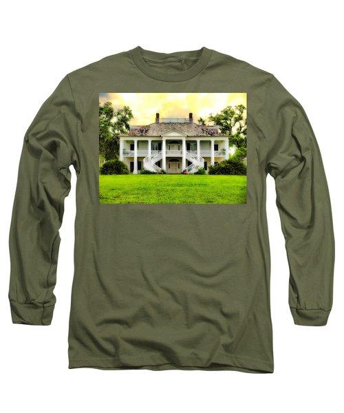 Evergreen Plantation Long Sleeve T-Shirt
