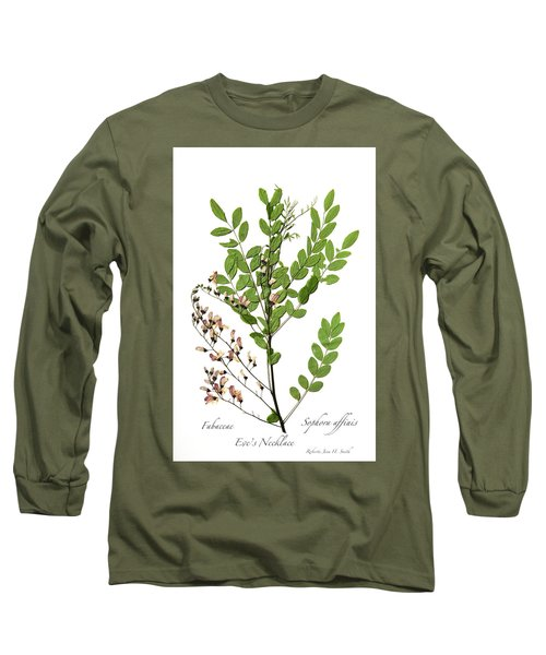 Eve's Necklace Long Sleeve T-Shirt