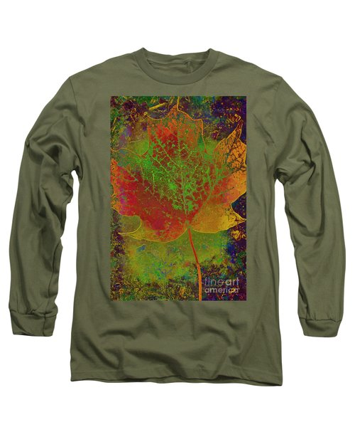 Evolution Of Life Long Sleeve T-Shirt
