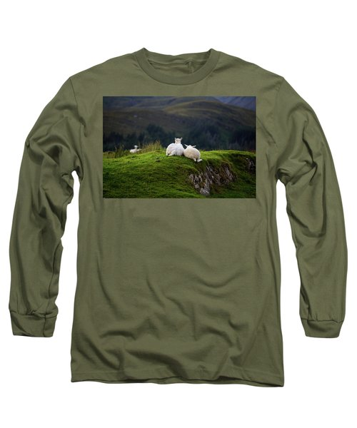 Ewe And Me Long Sleeve T-Shirt