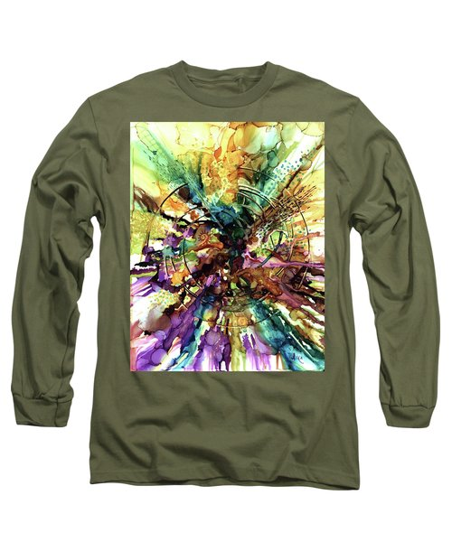 Expanding Universe Long Sleeve T-Shirt