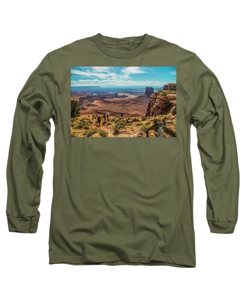 Expansive View Long Sleeve T-Shirt