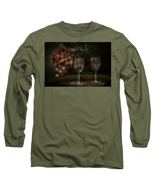 Expedite Happiness Long Sleeve T-Shirt