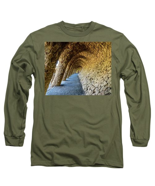 Long Sleeve T-Shirt featuring the photograph Explorer by Randy Scherkenbach