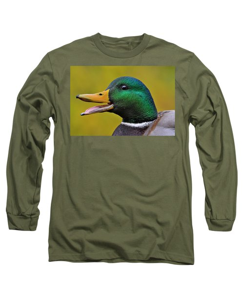 Long Sleeve T-Shirt featuring the photograph Express by Tony Beck