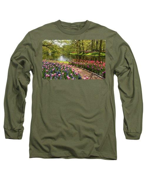Exuberance  Long Sleeve T-Shirt